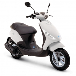 Scooter (Vespa Zip 50)